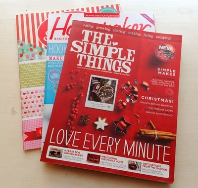Magazines, Interior Design, Homemaker, The Simple Things