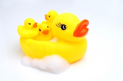 Bath Toys, Rubber Ducks