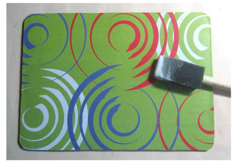 Cut out paper