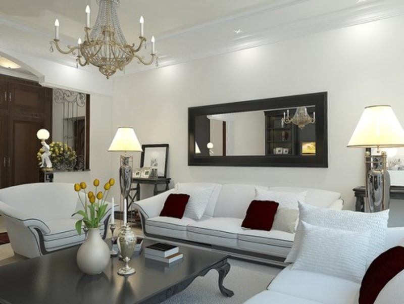 7 Amazingly Beautiful Wall Decorations for an Elegant Living Room