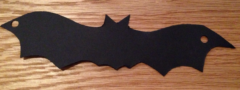 diy halloween decorations bats photo24