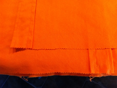 hem pillow backs