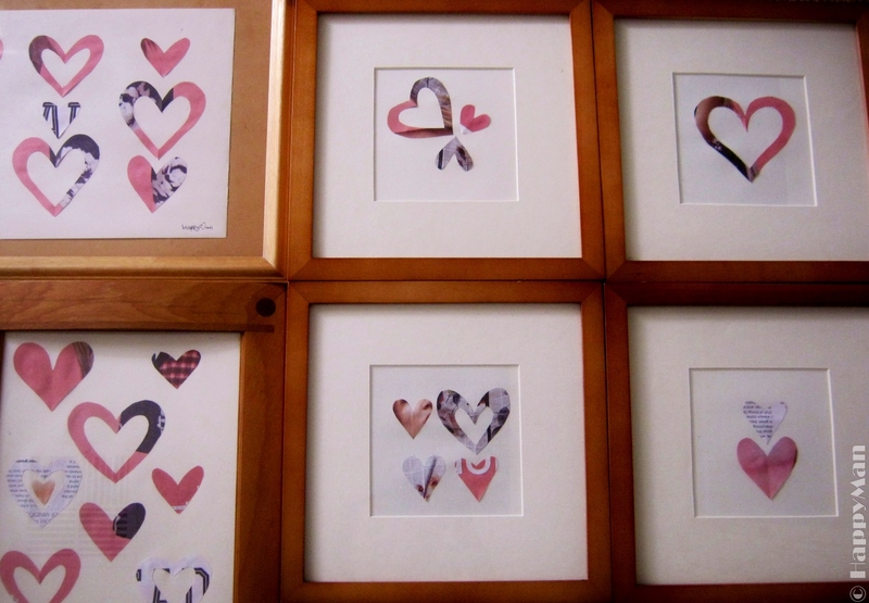 Symmetrical Hearts Pictures