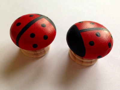 Ladybird cupboard knob, ladybug cupboard knob, fun drawer pulls, kids room decor, Ladybird cupboard knob, ladybug cupboard knob, fun drawer pulls, kids room decor, chest of drawer knobs for kids