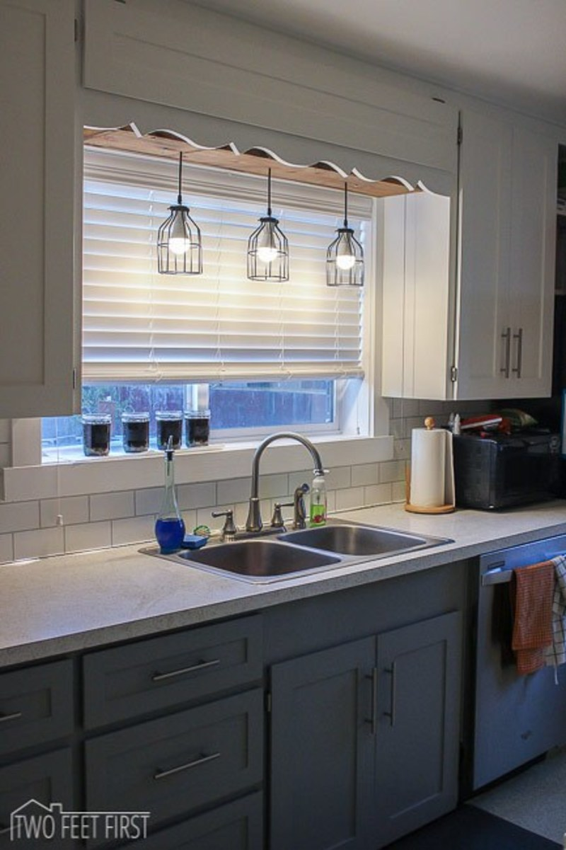 Overhead Kitchen Lighting