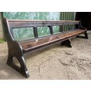 pew, church salvage pew, antique church furnishings, london church salvage, church salvage warehouse