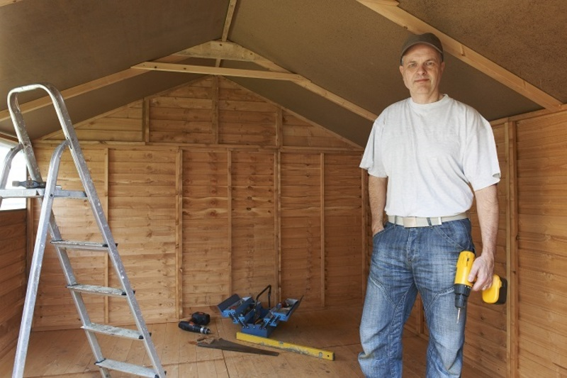 shed design
