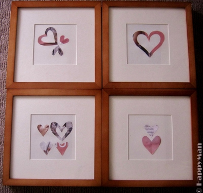 Symmetric Hearts Pictures