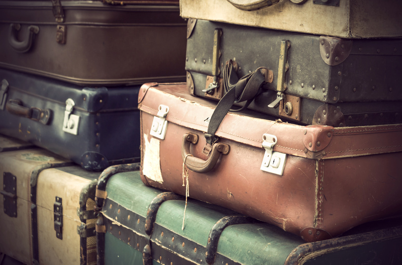 Vintage Luggage
